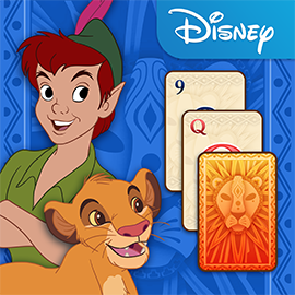 Disney Solitaire: Windows