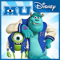 Monsters University: Windows